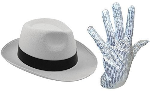 Fashion Hat and Gloves